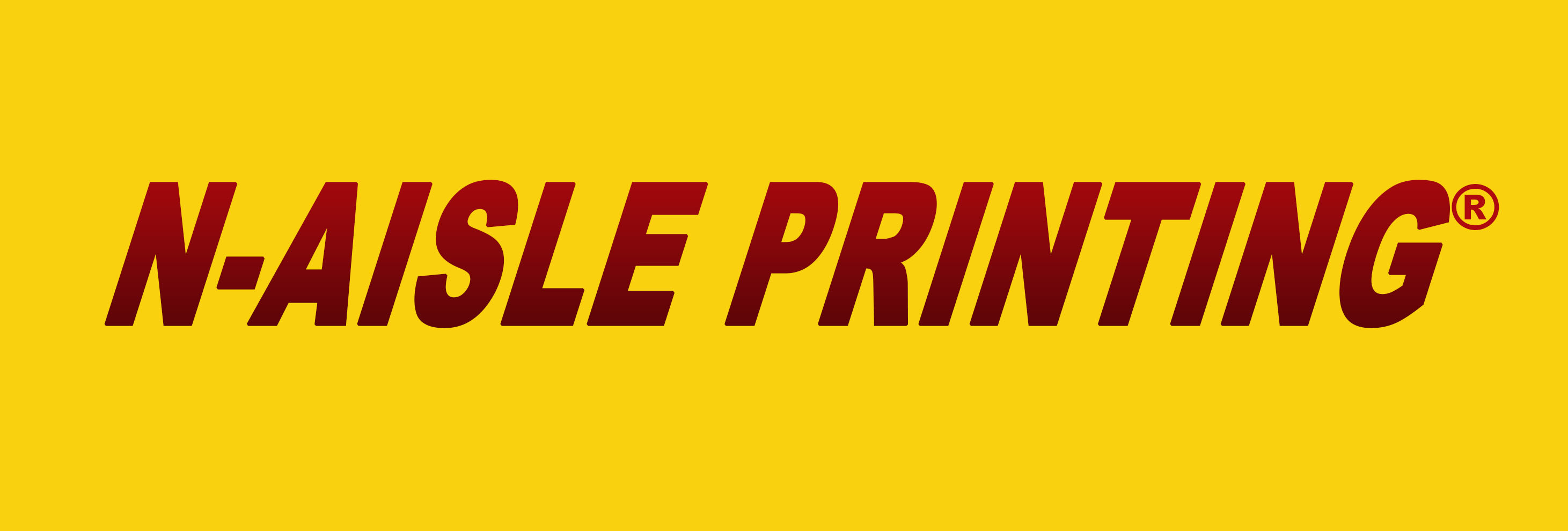 N-Aisle Printing Solutions for Retail Stores