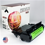 Premium Lexmark remanufactured toner