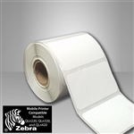 "2457631-36-BLANK Direct Thermal Roll Labels white 1.875"" X 1.125"""