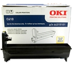OKI C610 Color laser printer Yellow 20k image drum