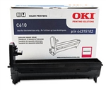 OKI C610 Color laser printer Magenta 20k image drum