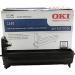 OKI C610 Color laser printer Black 20k image drum