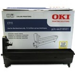 OKIdata C710/711 Color laser printer yellow 30k image drum