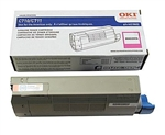 OKI Data C710/711 Magenta Toner Cartridge 11.5k Yield
