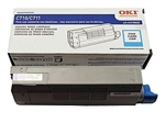 OKI Data C710/711 Cyan Toner Cartridge 11.5k Yield