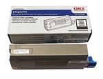 OKI Data C710/711 Black Toner Cartridge 11k Yield