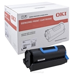 OKI B721/B731 Monochrome laser printer Black 25k Toner Cartridge