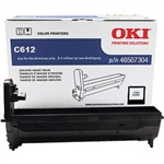 OKI C612 Color laser printer Black 30k image drum