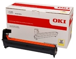 OKI C712 Color laser printer Yellow 30k image drum