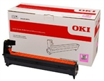 OKI C712 Color laser printer magenta 30k image drum