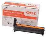 OKI C712 Color laser printer Black 30k image drum