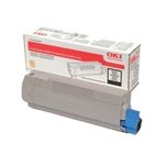 OKI Data C712 Black Toner Cartridge 11k Yield