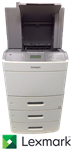 Lexmark T654dn Monochrome Laser Printer Demo Sale